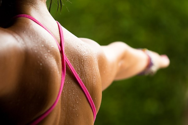 Let's Talk About Sweat, Baby (and natural deodorant options)