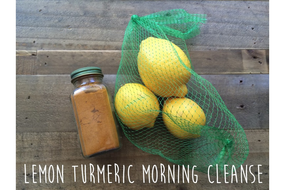 The One Minute Morning Cleanse