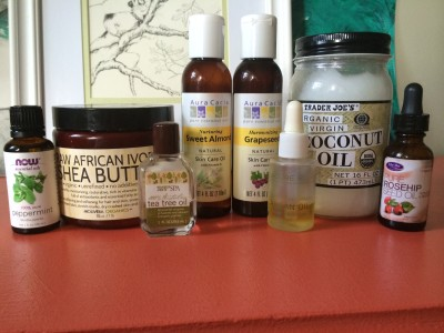 My List of Staple Ingredients for DIY Natural Products