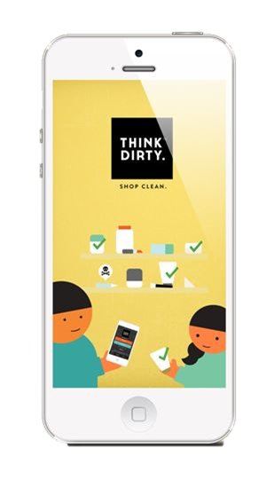 Download the Think Dirty App to Get Clean