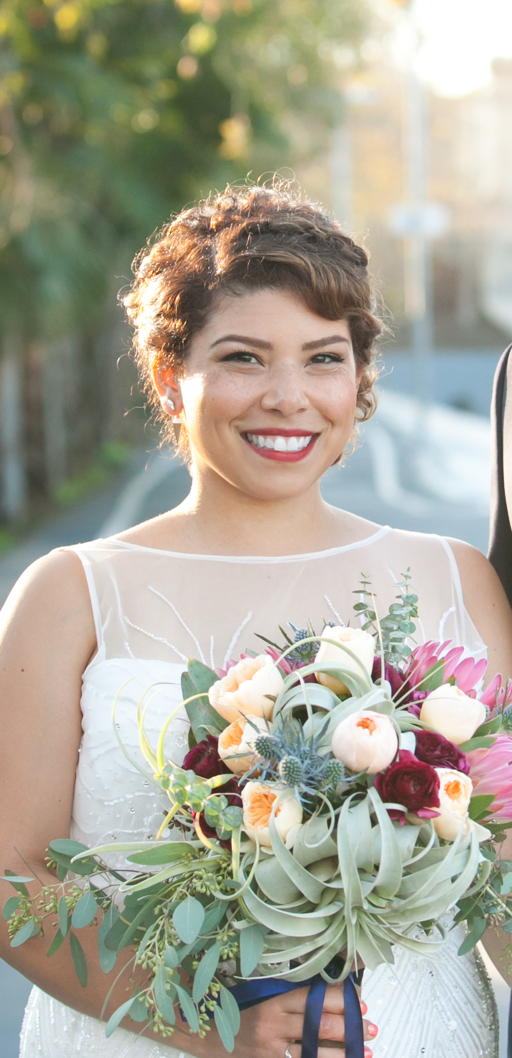 Tips for Doing Your Own Wedding Makeup May Day Glow